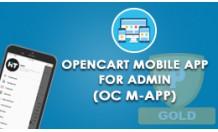 Opencart Mobile application for Admin - (OC M-App)